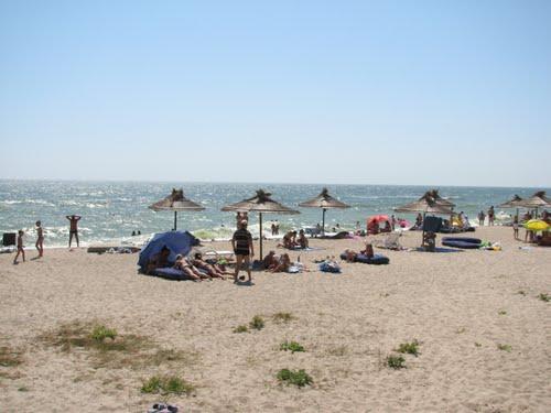 Недорогой отдых на Азовском море предлагает курорт Бердянск
